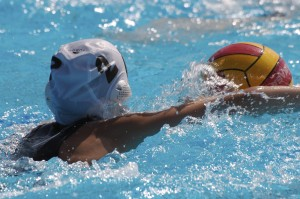 Water polo is a great sport to play, regardless of age!