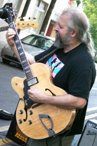 Williamsport offers wonderful live music on the first Friday of every month!
