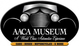 AACA Museum - A World Class Automotive Experience 161 Museum Dr. Hershey, PA 17033 Local: 717-566-7100