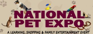 Come check out the National Pet Expo for two days of education, family fun, entertainment, and shopping!