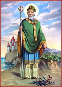 St. Patrick - the man behind the holiday celebrated around the world.