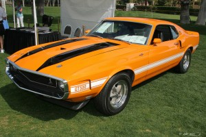1970 Ford Shelby Mustang GT 500