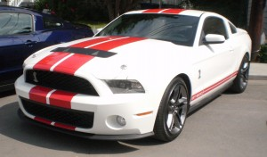 Ford Mustang GT500 S197